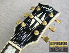Orville by Gibson Les Paul Custom 1990S Free Shipping