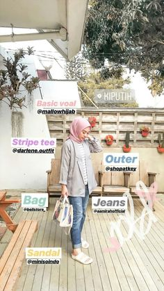 Modern Hijab Fashion, Street Hijab Fashion, Hijab Fashion Inspiration, Workwear Fashion, Muslim Fashion, Casual Hijab Outfit, Ootd Hijab, Hijab Fashionista, How To Pose