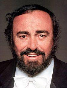Luciano Pavarotti ( Famous Opera Singer) 1935-2007
