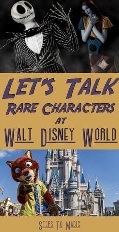 How To Find Rare Characters At Walt Disney World - Steps To Magic