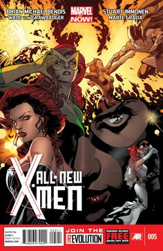 All-New X-Men #5 (Issue)