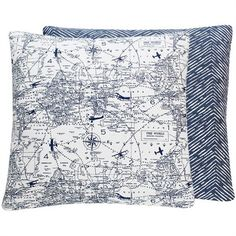 @rosenberryrooms is offering $20 OFF your purchase! Share the news and save!  Around the World Throw Pillow #rosenberryrooms