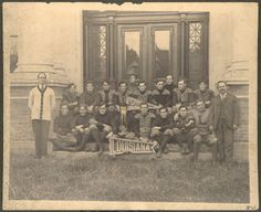 "On December 25, 1907, LSU's football team defeated the University of Havana by a score of 56-0 in Havana, Cuba. First year coach Edgar Wengard led the Tigers along with team captain Charles Bauer and standout athlete George ""Doc"" Fenton. As the score suggests, the game was pretty one-sided but the event itself was more important than the final score. This game marked the first time a football team from a North American college traveled to Cuba to play a Cuban team."