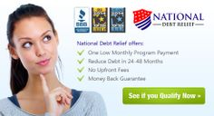 The best services for getting out of debt are� National Debt Relief , DebtWave Credit Counseling and Premier Debt Help .