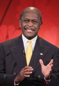 """I'm not a professional politician. I'm a professional problem solver, and I believe we should cut the salaries of senators and congressmen 10 percent until they balance the budget. I call that conservative common sense."" -- Herman Cain"