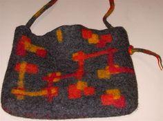 felted bag