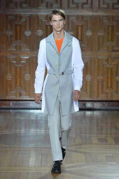 Pringle of Scotland, spring/summer 2015 menswear