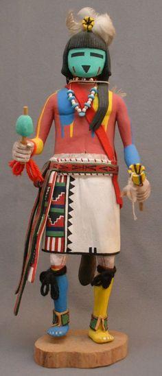 Hopi kachinas | HOPI KACHINA