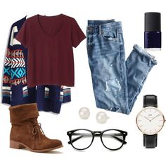 """""""Casual indie"""" by sydneymullins on Polyvore"""