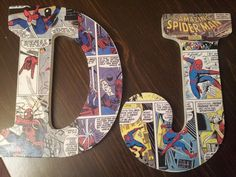 Check out what we did for my sons 3rd birthday party which was Spider-Man themed!  More at http://brittnysmith.blogspot.com