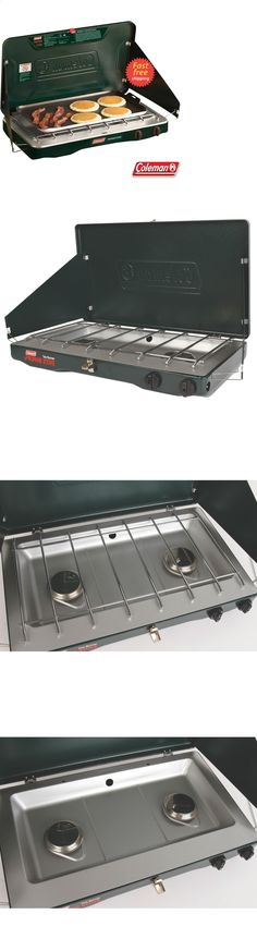 Camping Stoves 181386: Coleman Classic Propane Stove Outdoor 2-Burner Stove Is Ideal For Camping -> BUY IT NOW ONLY: $55.7 on eBay!