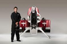 空を自由に飛べる個人用ジェットパック、ニュージーランドで試験飛行開始