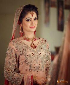 Traditional bride