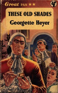 The Crooked Hinge by John Dickson Carr. Regency Romance Novels, Historical Romance, Books To Read, My Books, Georgette Heyer, Literary Genre, Drops In The Ocean, Pulp Fiction Art, Character And Setting