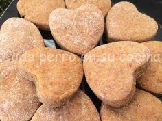 Receta de galletas de queso para perros, ¡qué aproveche ;)!
