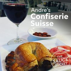 André's Confiserie Suisse - A Taste of Europe on Main – The Sauce Bucket  Find more reviews, recipes, and gifts for men who have everything at www.SauceBucket.com!