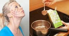 Linseed mask is some kind of treasure! I felt like 20 years, and my husband compliments began to indulge! In General, try it yourself! Homemade Mask, Face Yoga, Wonderful Recipe, Skin Elasticity, Chocolate Fondue, Tacos, Coconut, Skin Care, Ale
