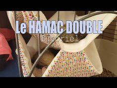 ❥ DIY - Le HAMAC DOUBLE (tutoriel simple) - YouTube