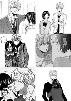 "Ookami Shoujo To Kuro Ouji || Kyouya & Erika || ""I don't want to be separated from her."""