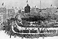 Labor Day From Wikipedia, the free encyclopedia Labor Day New York 1882