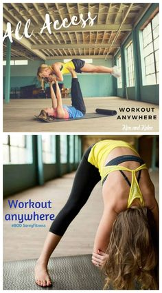 All Access - Workout Anywhere - Sorey Fitness