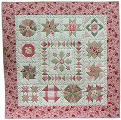 Farmer's Wife Quilt Free Templates | Amazon.com: The Farmer's Wife Sampler Quilt: Letters from 1920s