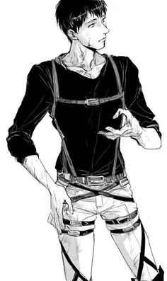 Bertholdt. I still don't want to believe he's bad. There's a hidden motive somewhere!