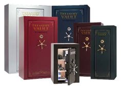Protector Series Vaults. FBI crime statistics reveal that 1 in 4 homes will be burglarized in the next 5 years. Let the Protector from Treasury Vault by Fort Knox prevent you from becoming just another statistic. Give your valuables the same legendary protection as our heavier vaults while living within your budget. The Protector offers many of our exclusive security features without sacrificing quality.