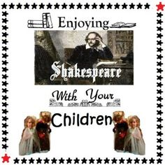 shakespeare with kids, part II