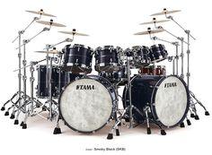 Drum Set STAR Drum Bubinga https://twitter.com/drumperium