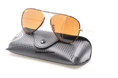 Ray Ban Aviator Full Color RB 3025JM 001Tortoise/Gold Brown Sunglasses NWC AUTH #RayBan #AviatorFullColor