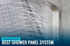 the top 5 shower panels for 2019