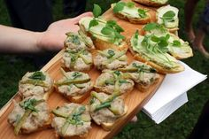 Rillettes - sort of like a pate... This recipe looks a little involved for me, but authentic.