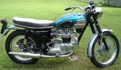 """In my """"pre-legal"""" driving days as a teen I wore out certain pages of the Sears catalog. British Motorcycles, Triumph Motorcycles, Vintage Motorcycles, Cars And Motorcycles, Triumph Bonneville, Easy Rider, Classic Bikes, Driving Days, Motorbikes"""