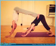 family yoga logo design inspiration  logo design