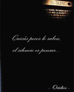 #frasesoridios #elsilencio #retribuciondelkarma  https://youtu.be/5Wql5T7IF5g