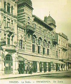 Anneessensstraat, de Scala