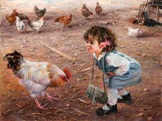 """""""The Row In The Backyard"""" -- Alina Sibera (Polish)"""