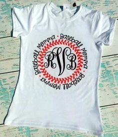 99337d84 43 Best Baseball Mom T Shirts Quotes and Ideas images | Baseball mom ...