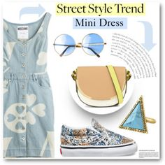 Street Style Trend: Mini Dress