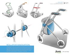 Product Reel by Jason Carley, via Behance.