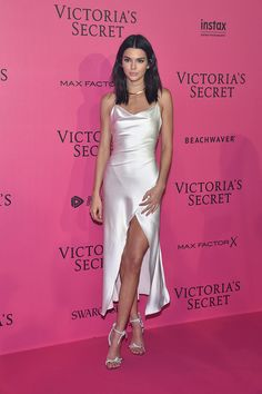 Kendall Jenner in Camilla and Marc - Red Carpet, Victoria's Secret Fashion Show 2016