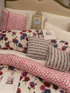 Horrockses lovely new bedding range based on 50s designs