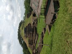 Mayan Ruins at San Andres, El Salvador