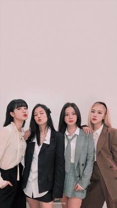 Kim Jennie, K Pop, Blackpink Jisoo, Kpop Girl Groups, Kpop Girls, Samsung Wallpapers, Lisa Park, Foto Rose, Blackpink Poster