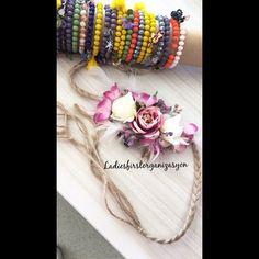 Saç bandı , çiçekli bant , gelin çiçeği , gelin tacı , dış çekim , save the date, düğün günü , Kına gecesi , evlilik telaşı
