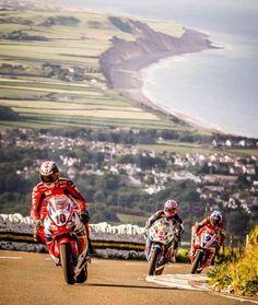 TT 2014 practice session, Ramsey Isle of Man