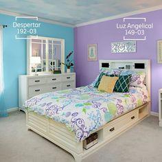 Decoración de habitación de niña