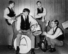 1960s Garage Bands : The Vectors