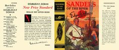 Sanders of the River. Edgar Wallace.